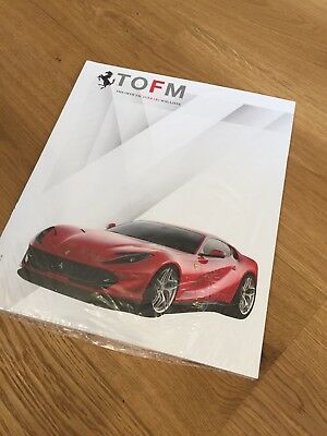 The Official Ferrari Magazine Issue 35 TOFM - New and sealed - FREE UK POSTAGE