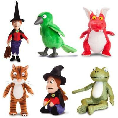 Room on the Broom Soft Toy Plush Teddy Gift Cuddly Kids Genuine Licensed