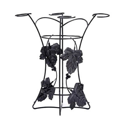 Wine bottle Rack, wine bottle & glass holder X2V5