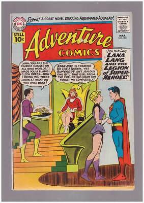 Adventure Comics # 282 Legion of Super-Heroes ! grade 5.5 scarce book !!