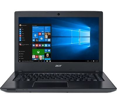 "Acer Aspire E5-475-31NV 14"" Laptop 1TB HDD 8GB RAM Intel Core i3 Windows 10 A"