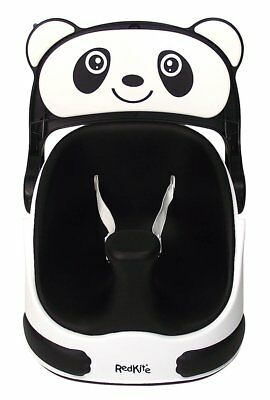 Red Kite Booster Seat Tray Toddler Feeding Panda 2-in-1 Floor Harness Weaning