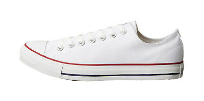 Converse Women Shoes Classic Chuck Taylor Low Top Optical White Fashion CT