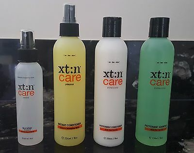Xtncare Extension Care Kit For Human, Virgin Remi, Brazilian, Synthetic Hair