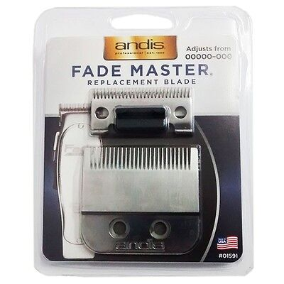 Andis Fade Master (Ml & Sm) Original Replacement Blade 01591