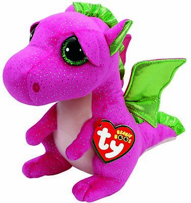 TY Beanie Boos *** Darla the Pink Dragon *** Various Sizes