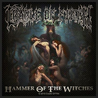 CRADLE OF FILTH - Hammer Of The Witches - PATCH
