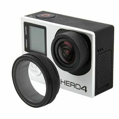 Protective Camera Clear Glass UV Lens Cover Case Protector For GoPro Hero 3 3+ 4