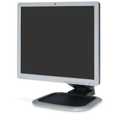 """Compaq HP  LA1951G 19"""" LCD Monitor - No Stand - Power, VGA & USB Leads Included"""