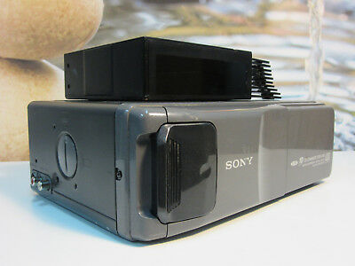 Sony Cdx-601 Cd Charger. Clean & Tested& Serviced 100%.
