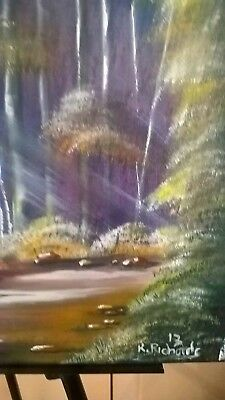 """Original Oil Painting on canvas 20""""x24""""from the artist Kevin Richards"""