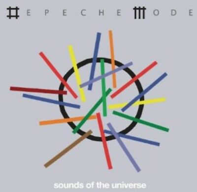 Depeche Mode - Sounds Of The Universe (Import) New Cd