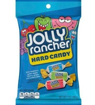 1 x JOLLY RANCHER Hard Candy ORIGINAL FLAVORS 198g Bag