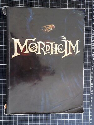 Games Workshop - Mordheim - Warhammer - Rulebook
