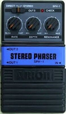 Arion Stereo Phaser SPH-1 : Mint Condition :