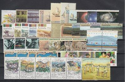 1992 year collection of 50 stamps + 2 x miniature sheets. MUH/MNH and cheap