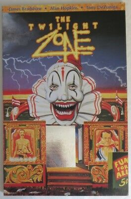 1992 The Twilight Zone Prestige Edition #9 -  Vfnm                    (Inv14626)