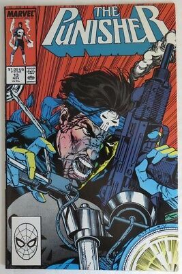 1988 The Punisher #13 -  F                                (Inv14611)