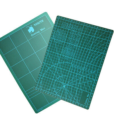 A3 A4 Pvc Rectangle Grid Lines Self Healing Cutting Mat Tool Leather Paper