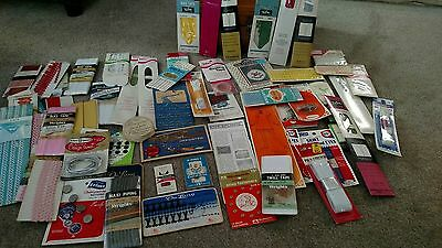 #Huge collection. Antique sewing materials and tools.   Grandparents estate sale
