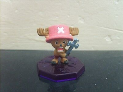 "Bandai Gashapon Trading Figure LUFFY Figurine ONE PIECE /""THRILLER BARK/"""