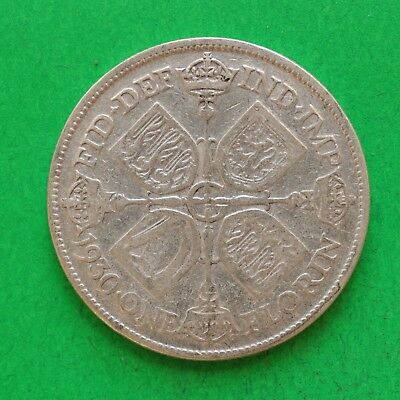 1930 George V Silver Florin Two Shillings SNo46837