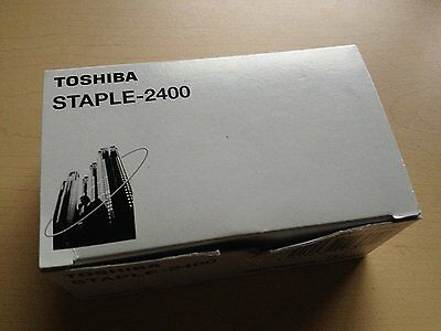 Genuine Toshiba STAPLE-2400 (STAPLE 2400) Staple Cartridge