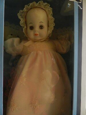 Vintage Baby Hillary ,Tiara Dolls by Playmates,1981 RARE Collectable! New In Box