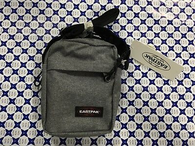 Tracolla Eastpak - The One 3 Tasche - Grigio Melange - EK045