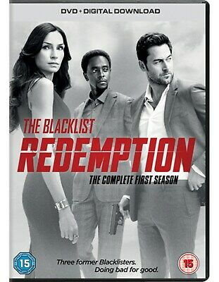 The Blacklist - Redemption: The Complete First Season (with Digital Download)