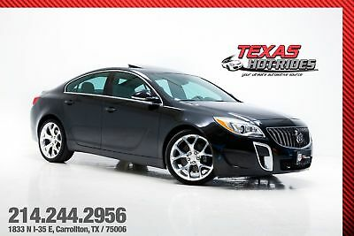 2015 Buick Regal GS Turbo 2015 Buick Regal GS Turbo LOW MILES! Extremely Clean! MUST SEE!