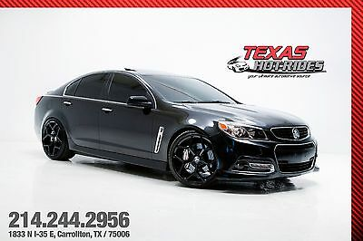 2015 Chevrolet SS Cammed With Many Upgrades 2015 Chevrolet SS Sedan Cammed With Many Upgrades!