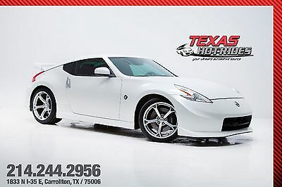 2012 Nissan 370Z NISMO 2012 Nissan 370Z NISMO Pearl White! 6-Speed! MUST SEE