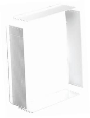 PetSafe Staywell Original 2-Way Pet Door Tunnel Extension 799WHITE Small, White