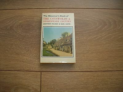 Observers Book Of Cotswolds.1978.-No.73.fine Copy.print Code.2636.977.