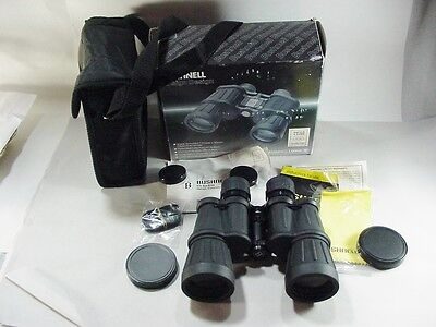 BUSHNELL BAUSCH & LOMB BINOCULARS #13-7551 - 7x50 WITH CASE - ENSIGN DESIGN NEW