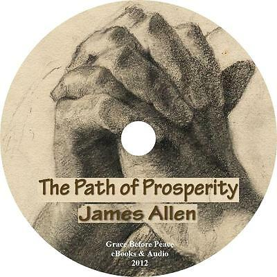 The Path of Prosperity, Classic Life Audiobook by James Allen on 1 MP3 CD