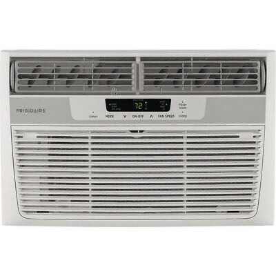 Frigidaire FFRA06L2S1 6000-BTU 250-sq ft 115-Volt Window Air Conditioner