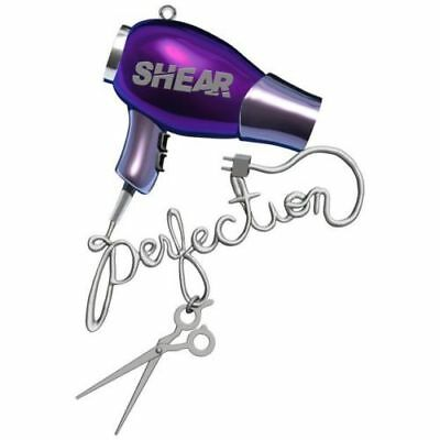 Shear Perfection Hallmark Ornament 2017 Hairdresser Ships Now Free Ship In Us