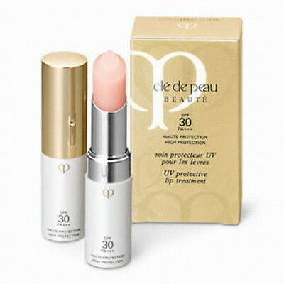 Cle de peau beauty Uv protective lip treatment new in box broad spectrum spf 30