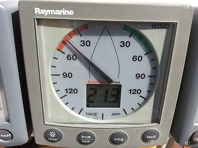 Raymarine ST60 Wind Instrument with cover