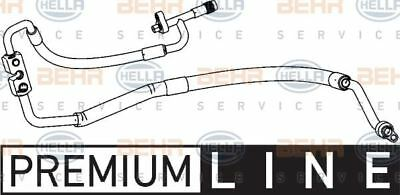 9GS 351 338-401 HELLA High-/Low Pressure Line, air conditioning