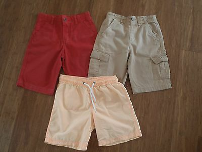 3 Pairs Of Boys Size 7 Shorts Target Cotton On