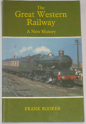 GREAT WESTERN HISTORY Steam Railway GWR Rail Lines Services Stations Locomotives