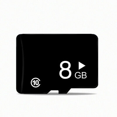 New 8GB Micro SD Card TF Card Class 10 Ultra Flash Memory Card For Phones PC MP3