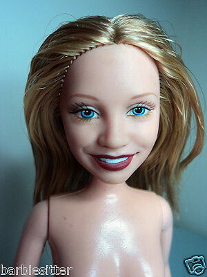 MARY KATE / ASHLEY OLSEN teen fashion Celebrity Doll - gorgeous EXPRESSIVE FACE