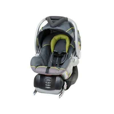 Baby Trend Flex Loc Infant Baby Car Seat with Base, Carbon CS41710 | Open Box