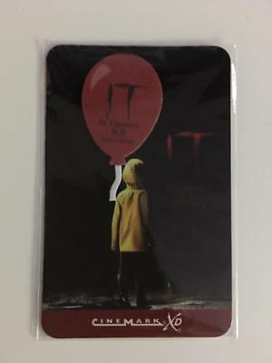 Stephen King's IT Screen Cleaner Original Movie Promo Item 2017 Rare Cinemark