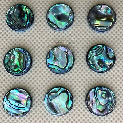 Trumpet finger key buttons for repairing parts new Abalone shell buttons