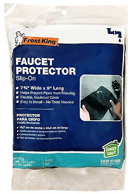 """Thermwell - 9""""Pad Sock Faucet Cover (FC-3)"""